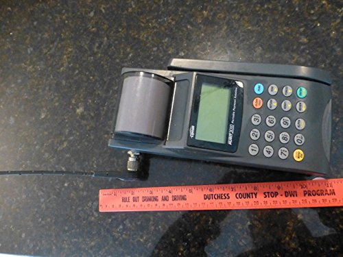 Lipman Nurit 3010 portable payment R802D-2-0 credit card terminal machine only from Genric