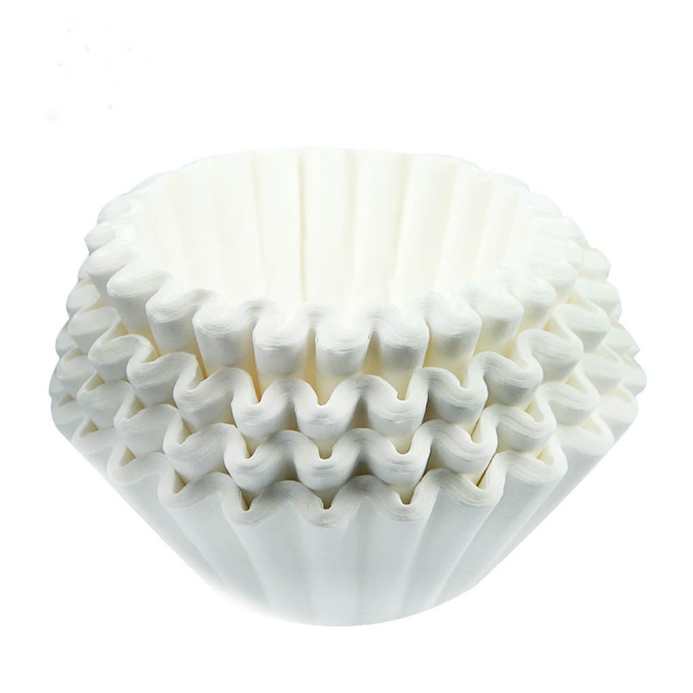 Etbotu Leak-trough Coffee Filters,Cake-cup Shape Filter Paper,1000PCS