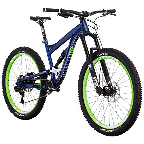 Diamondback Bicycles Mission 1 Complete All Mountain Full Suspension 27.5