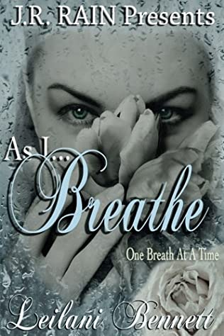 book cover of As I Breathe