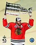 Duncan Keith Chicago Blackhawks 2015 Stanley Cup Trophy Photo (Size: 8'' x 10'')