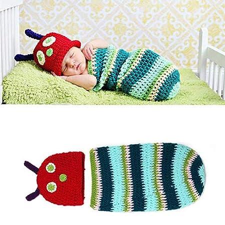 Outfit O9CoURTerzsl - Traje de Punto para bebé recién Nacido ...
