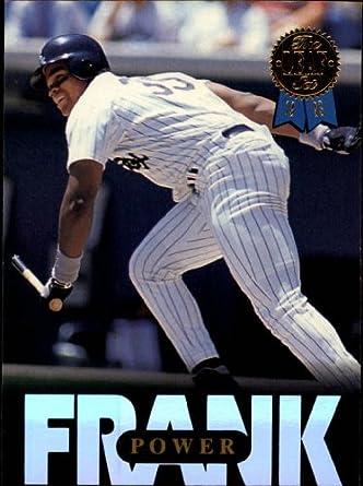 1987 BDK PAN-AM TEAM USA #23 FRANK THOMAS RC HOF PSA 10 B1639166-394