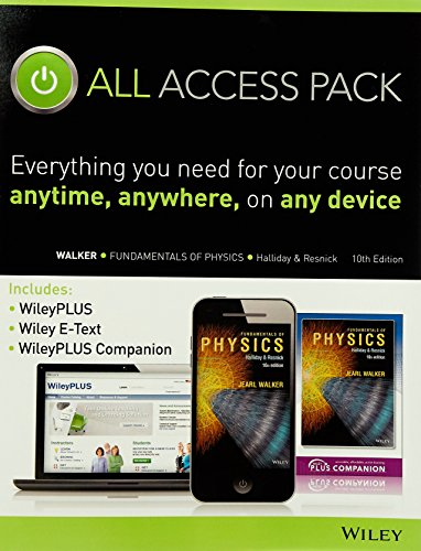 All-Access Pack - Physics 10e Set
