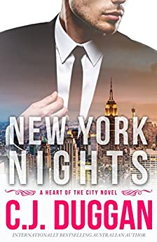 New York Nights (A Heart of the City romance) by [Duggan, C.J.]