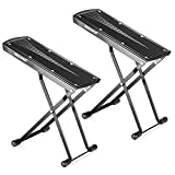 Neewer 2 Pack Guitar Foot Rest, Made of Solid