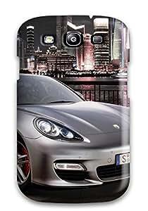 Cheap Hot Fashion Design Case Cover For Galaxy S3 Protective Case (2010 Porsche Panamera 8) 6345617K60039796