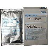 Printer Toner, Developer Powder for Konica Minolta Bizhub DV511 BH 360 420 421 7145 500 501 Copier Parts 391101k7, Photocopy Machine (1Bag(Black))
