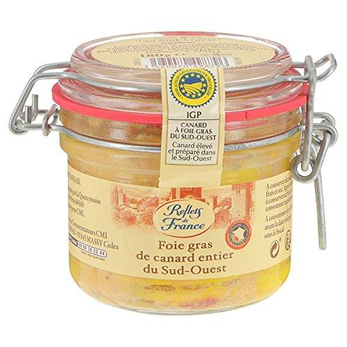 Goose Liver Foie Gras - Premium French Foie Gras de Canard Entier 180 g