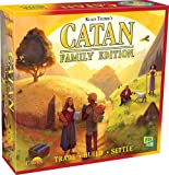 Catan Studios Catan Family Edition Board Game Strategy Game