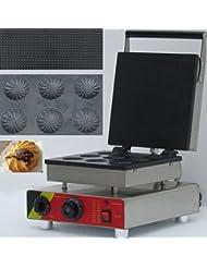 New Design Electric Waffle Machine Waffle Cone Maker Belgian Waffle Maker Commercial Waffle Maker