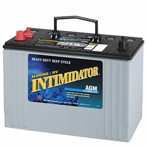 Deka East Penn 8A31DTM Group 31 AGM HD Battery 12V 800CCA (Best Group 31 Battery)
