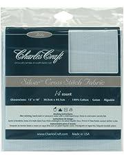 DMC CR340-6750 Silver Label Aida, 12 by 18-Inch