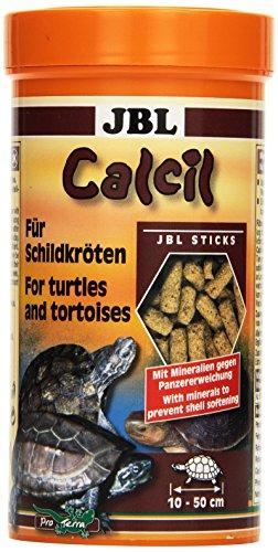 Jbl mangime in bastoncini calcil per tartarughe e for Vitamina a per tartarughe