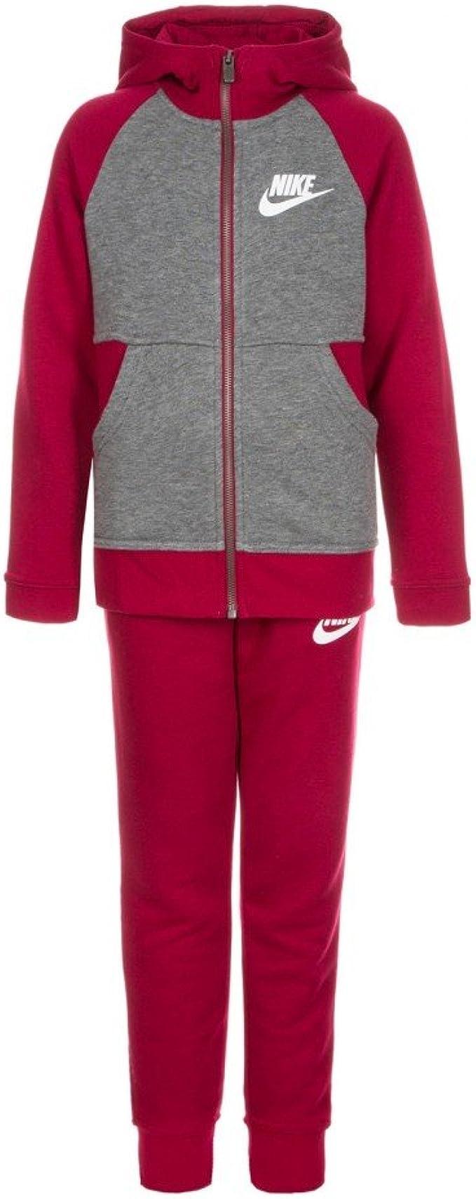 Nike G NSW TRK Suit FT - Chándal para niña: Amazon.es: Ropa y ...