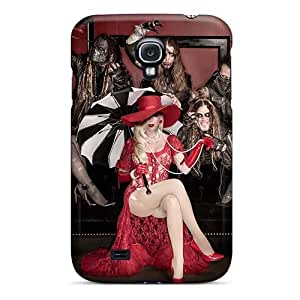 DrawsBriscoe Samsung Galaxy S4 Perfect Hard Cell-phone Case Custom Attractive Papa Roach Pictures [XZL6797hIab]