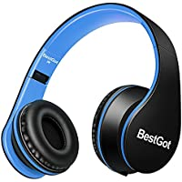 [Upgraded Version] BestGot Over Ear Kids Headphones for...