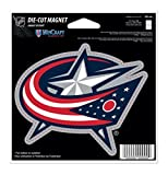 WinCraft NHL Columbus Blue Jackets Color 4.5 x 6 Die Cut Magnet
