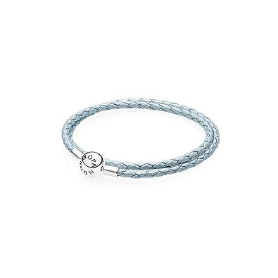 Pandora Bracelet Unisex 590734 cbl,d3 Leather Amazon.co.uk