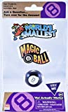 Big Game Toys~World's Smallest Magic 8 Ball, All Seeing, Fortune Telling, Miniature Classic Toy