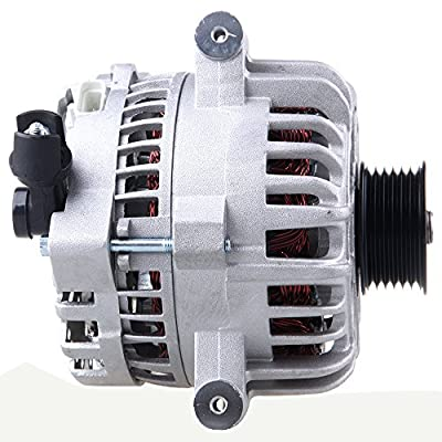 Aintier Alternators AFD0110 8318 8443 1-2539-31FD 113780 Compatible with Ford Auto and Light Truck Expedition 2005 F-Series Pickups 2004-2008 5.4L/4.6L Lincoln Mark LT 2006-2008 Navigator 2005 5.4L: Automotive