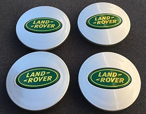 Ycsm 4 Pcs Wheel Hub Center Cover for Apply to Land -