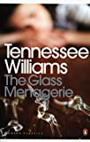Front cover for the book The Glass Menagerie by Tennessee Williams
