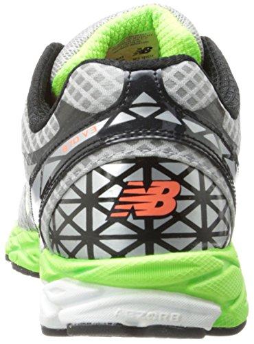 New Balance M870sg3 D - Zapatillas de deporte Hombre Plata/Verde
