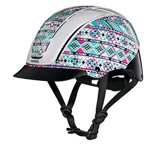 - Troxel Spirit Performance Helmet, Kaleidoscope, Small