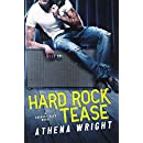 Hard Rock Tease: A Rock Star Romance (Darkest Days Book 1)