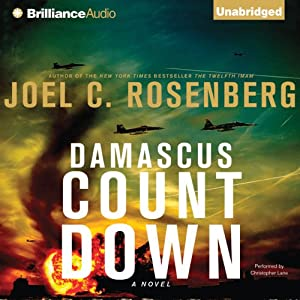 Damascus Countdown Audiobook