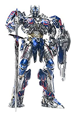 Transformers Optimus Prime 1:22 Scale Die-Cast Action Figure