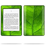 Mightyskins Protective Skin Decal Cover for Amazon Kindle Paperwhite eBook Reader wrap sticker skins Green Leaf