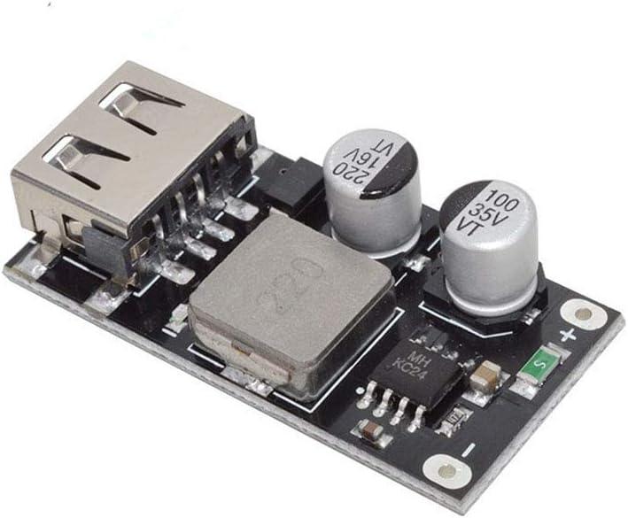 QC3.0 USB DC-DC Buck Converter Charging Step Down Module 5V Circuit Board