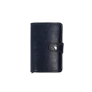 Amazon.com: Artmi Porta tarjetas de crédito RFID ...