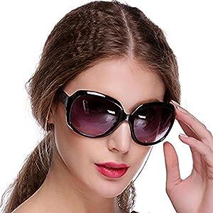 Yiilove Luxury Sunglasses Retro Eyewear Oversized Goggles Eyeglasses