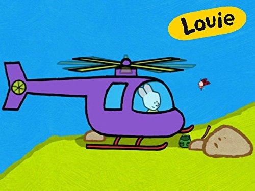 Louie, draw me a
