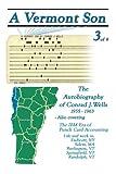 A Vermont Son, Conrad J. Wells, 1412094380