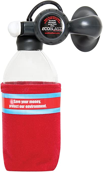 Fox 40 Ecoblast Rechargeable Marine Safety Air Horn with Pump