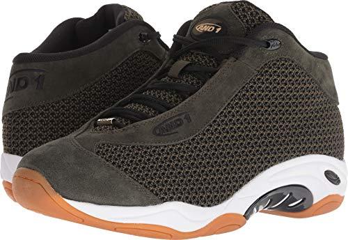 X Sneaker, Capulet Olive/Black/Gum, 12 Medium US ()
