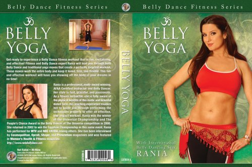 Belly Yoga (Dvd Yoga Better Belly)