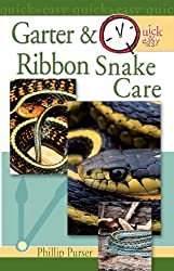 Quick & Easy Garter & Ribbon Snake Care