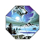 LiFei Business Running Wolves-custom unbrella