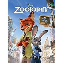 Zootopia (Plus Bonus Features)