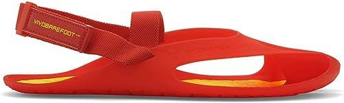 vivobarefoot Achilles II Running Sandali – SS15, Rosso (Red