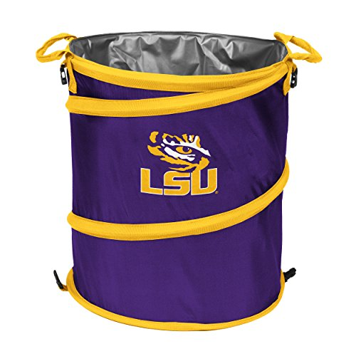 (NCAA LSU Tigers  Trash Can)