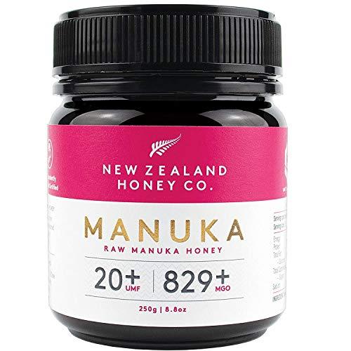 New Zealand Honey Co. Rauwe Manuka-honing UMF 20+ / MGO 829+ | 250g
