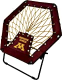Imperial Officially Licensed NCAA Furniture: Basic Bungee Chair, Minnesota Golden Gophers
