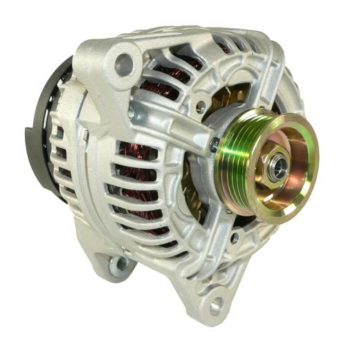 DB Electrical ABO0322 New Alternator For Volkswagen 1.8L 1.8 Passat 99 00 01 02 03 04 05 1999 2000 2001 2002 2003 2004 2005, Audi A4 Quattro 02 01 00 2002 2001 2000 06B-903-016F 13951N 113283