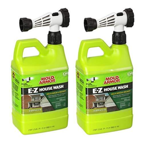 Mold Armor E-Z House Wash 64 fl. oz. Jug - 2 Pack